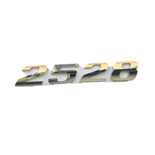 2528 KAPI YAZISI