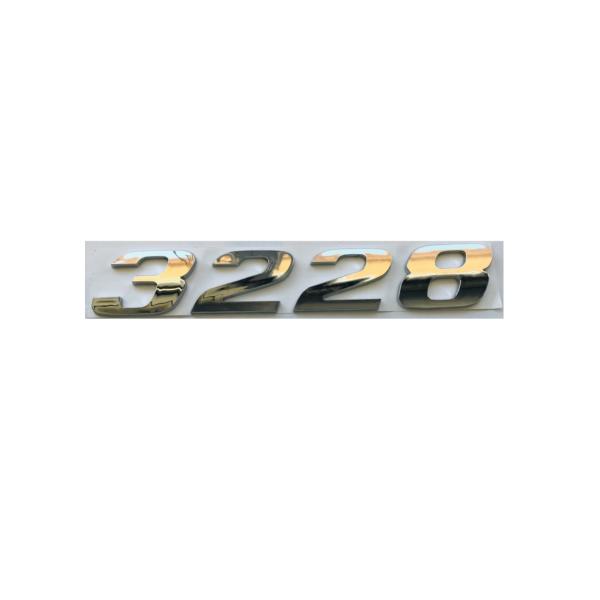 3228 KAPI YAZISI