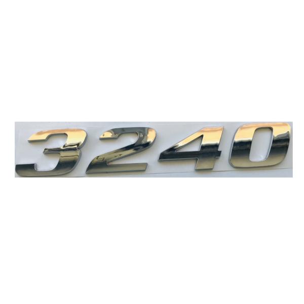 3240 KAPI YAZISI