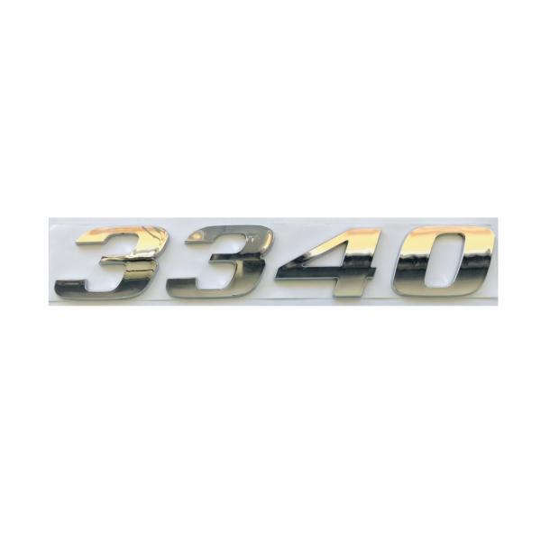 3340 KAPI YAZISI