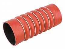 Intercooler Hortumu 100 x 250 Silikon Kırmızı