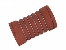 Intercooler Hortumu 115 x 210 Kauçuk Kırmızı