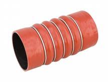 Intercooler Hortumu 100 x 205 Silikon Kırmızı