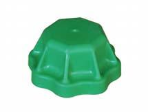 İmbisat Depo Kapağı M46x4 Yeşil