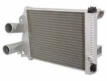 Intercooler Radyatörü 570 x 440 x 64