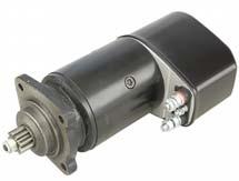 Marş Motoru Bosch Tip