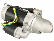 Marş Motoru Bosch Tipi