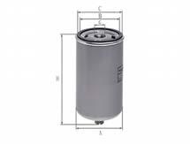 Mazot Filtre Elemanı A-77 B-60,4 C-70,4 H-143