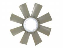 Vantilatör Kanadı Plastik 8 Kanat Q750 mm.