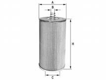 Yağ Filtre Elemanı A120 B-13,4 C-56 H-248